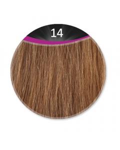 Great Hair Full Head Clip In - 40cm - wavy - #14
