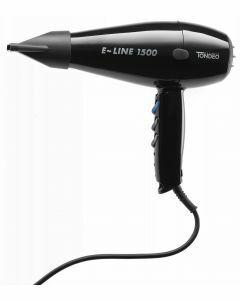 Tondeo E-Line 1500 Föhn zwart