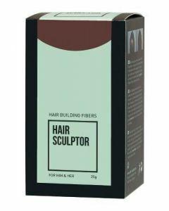 Hair Sculptor Building Fibers donker bruin 25gr