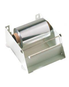 Aluminiumfolie Spender metall eckig 250/150 m
