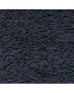 Handtuch schwarz 50x90 cm