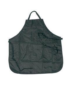 Comair Färbeschürze mit 2 Taschen schwarz 68x74.5cm