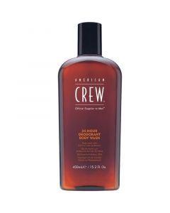 American Crew 24-Hour Deodorant Body Wash 450ml