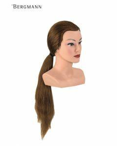Bergmann Oefenhoofd Lady long middenblond 50-60cm