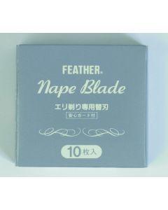 Feather Nape 1x10 Klingen