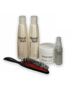 Great Hair Extensions Pflegepaket