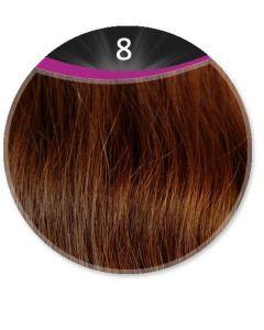 Great Hair Full Head Clip In - 40cm - wavy - #8