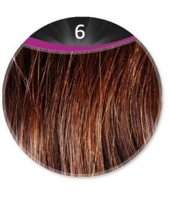 Great Hair Full Head Clip In - 40cm - wavy - #6