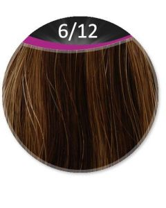 Great Hair Extensions Full Head Clip In - wavy #6/12 50cm