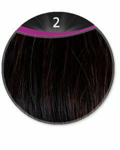 Great Hair Full Head Clip In - 40cm - wavy - #2