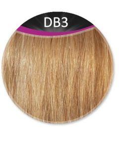Great Hair Extensions Full Head Clip In - wavy #DB3 50cm