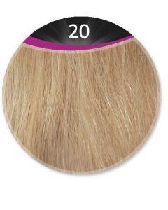 Great Hair Full Head Clip In - 40cm - wavy - #20
