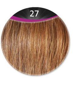 Great Hair Full Head Clip In - 40cm - wavy - #27