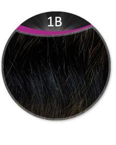 Great Hair Full Head Clip In - 40cm - wavy - #1B