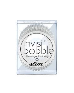 Invisibobble SLIM crystal clear 3st