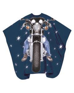 Trend-Design Kinder Schneideumhang Easy Rider hooks 130x125cm