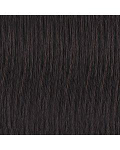 SoCap Echthaar Tresse - 45/50cm - natural straight - #1B