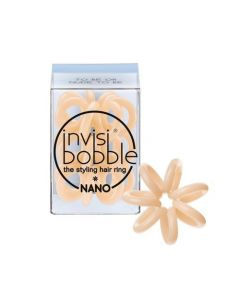 Invisibobble Nano To be or nude to be 3 Stück
