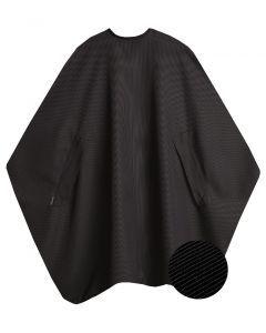 Trend-Design Nano Air Männer Schneideumhang schwarz 135x150cm