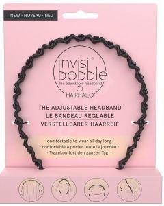 Invisibobble HairHalo True Dark Sparkle